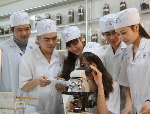 Công nghệ sinh học y dược tạo ra nhiều cơ hội việc làm cho sinh viên