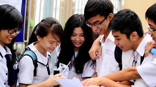 Đối tượng tuyển sinh gồm cả thí sinh đã tốt nghiệp THCS