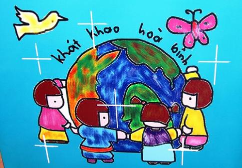 Nắm tay địa cầu