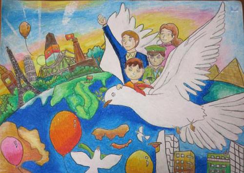 Khát khao hòa bình