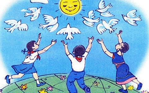 Cánh chim hòa bình