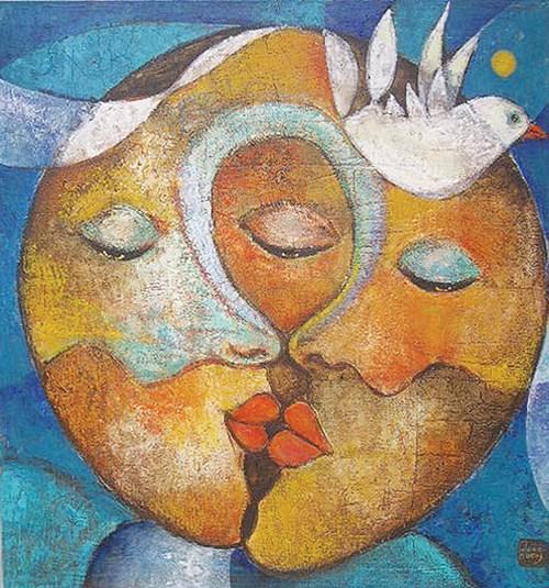 Tình yêu hòa bình