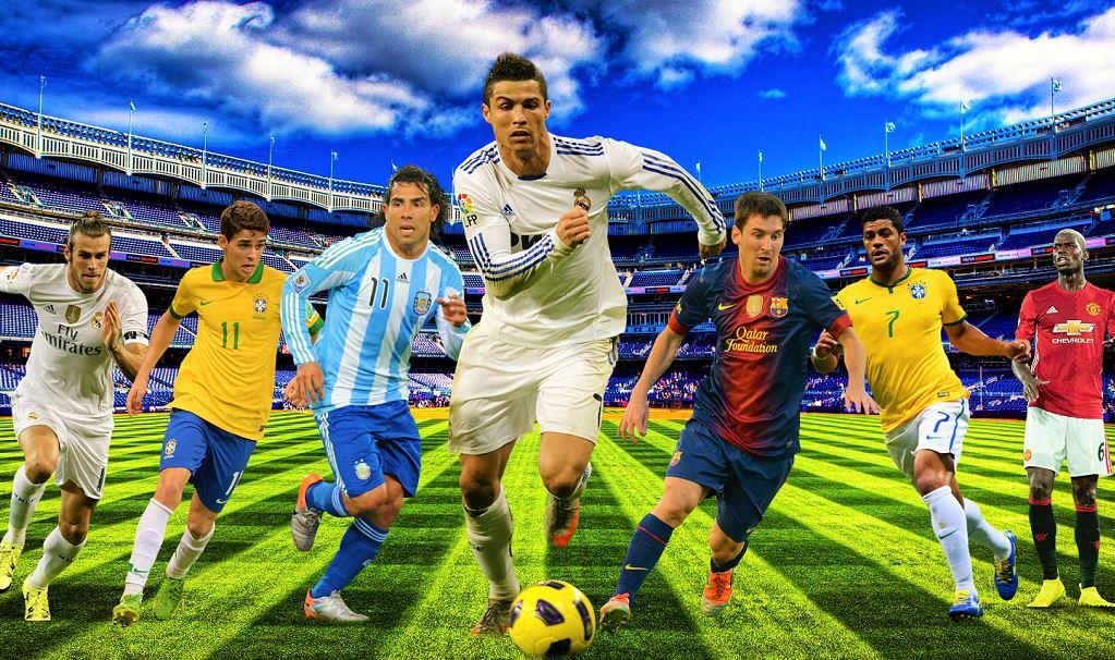 Bạn có biết lương cầu thủ bóng đá cao nhất thế giới là ai?