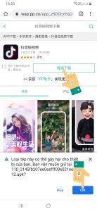 Cách tải Tik Tok Trung Quốc trên điện thoại Samsung